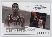 Scottie Pippen /15