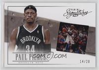 Paul Pierce /20