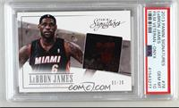 LeBron James [PSA 10 GEM MT] #3/20