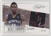 Mike Conley #/35