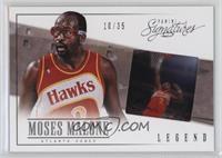 Moses Malone /35