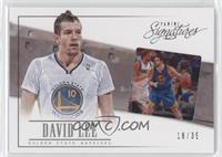 David Lee /35