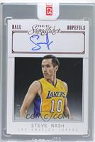 Steve Nash /10 [ENCASED]