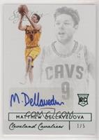 Matthew Dellavedova [EX to NM] #/5
