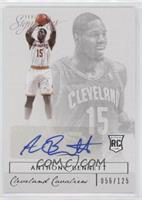 Anthony Bennett #/125