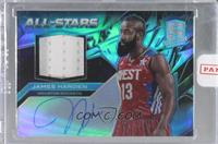 James Harden [Uncirculated] #/25