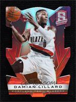 Damian Lillard #/25