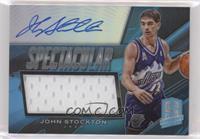 John Stockton #/20