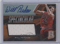 Will Perdue /20