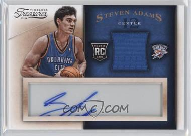 2013-14 Panini Timeless Treasures - [Base] #134 - Steven Adams