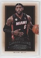 LeBron James [Noted] #/299