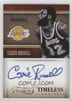 Cazzie Russell #/299