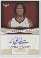 James Johnson [Noted] #/10