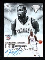 Kevin Durant [Noted] #/75