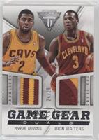Dion Waiters, Kyrie Irving /25