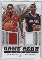 Jeff Teague, Al Horford /125