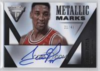 Scottie Pippen #21/49