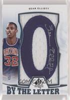 Sean Elliott #/60
