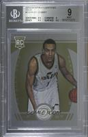Rudy Gobert [BGS 9 MINT] #/25
