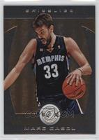 Marc Gasol [Noted] #/25