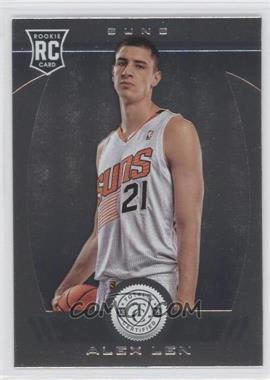 2013-14 Totally Certified - [Base] #246 - Alex Len
