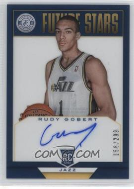 2013-14 Totally Certified - Future Stars Signatures #FS-RG - Rudy Gobert /299