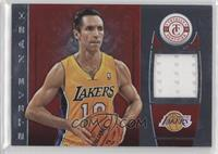71eef784249 Steve Nash Los Angeles Lakers Memorabilia Basketball Cards