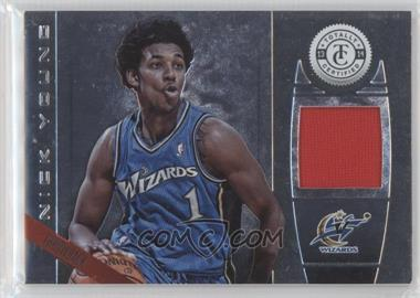 2013-14 Totally Certified - Memorabilia - Totally Silver #157 - Nick Young