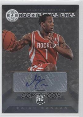 2013-14 Totally Certified - Rookie Roll Call Signatures - Silver #6 - Isaiah Canaan