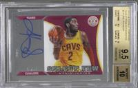 Kyrie Irving /99 [BGS 9.5 GEM MINT]