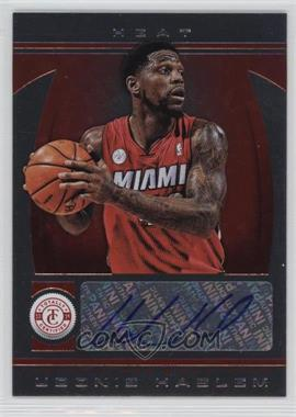 2013-14 Totally Certified - Signatures - Totally Red #197 - Udonis Haslem /15