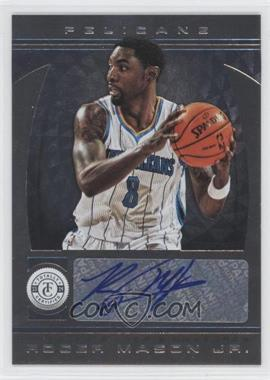 2013-14 Totally Certified - Signatures - Totally Silver #219 - Roger Mason Jr.