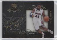 Lustrous Rookie Signatures - Solomon Hill #/25