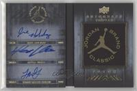 Tommy Mason-Griffin, Royce White, Jrue Holiday #/50
