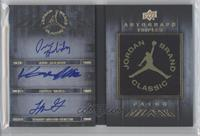 Tommy Mason-Griffin, Royce White, Jrue Holiday /50