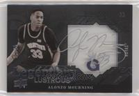 Alonzo Mourning [Noted] #/25