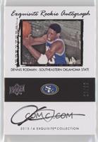Dennis Rodman #/35