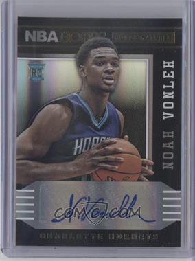 2014-15 NBA Hoops - Hot Signatures #74 - Noah Vonleh