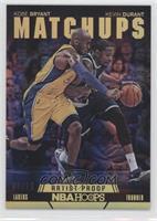 Kevin Durant, Kobe Bryant /99