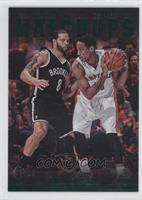 DeMar DeRozan, Deron Williams /25
