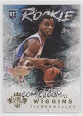 2014-15 Panini Court Kings - [Base] #101 - Rookies I - Andrew Wiggins