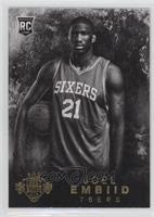 Rookies IV - Joel Embiid #/49