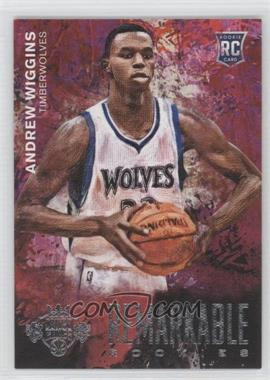 2014-15 Panini Court Kings - Remarkable Rookies #6 - Andrew Wiggins