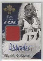 Dennis Schroder #/149