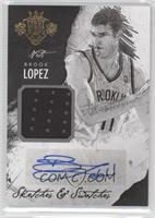Brook Lopez #/35