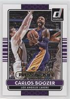 Carlos Boozer #/10