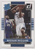 Andrew Wiggins #/10