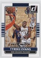 Tyreke Evans #/25