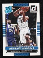 Rated Rookies - Andrew Wiggins #/25