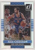 Jose Calderon #/102